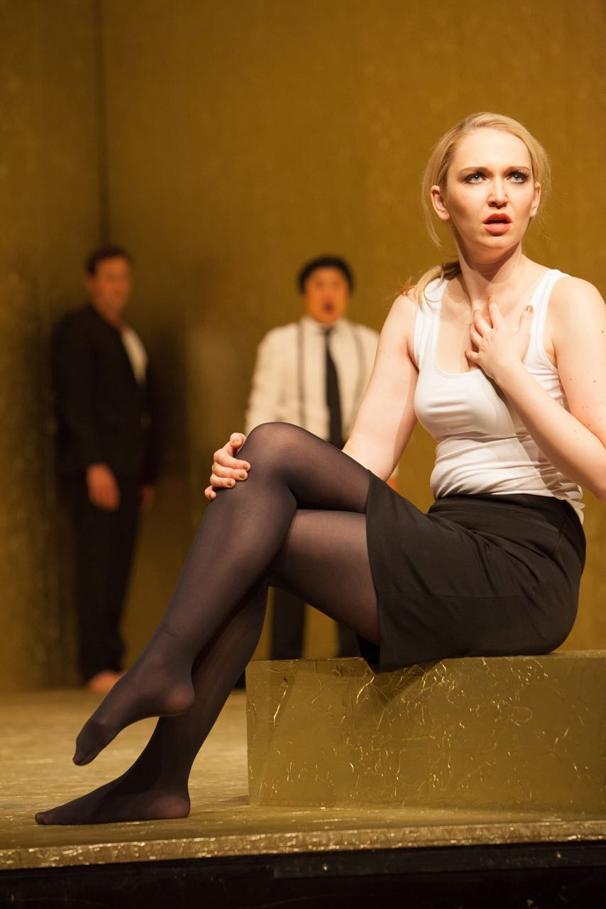 Die Entführung aus dem Serail-Blonde 3