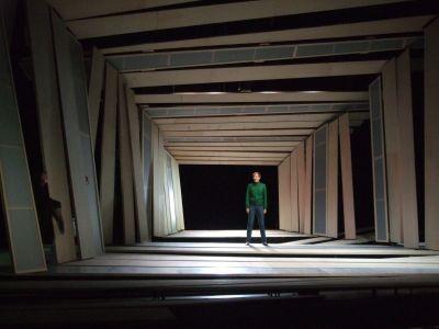 Die Quelle-Jian-Yi - Biennale München 1